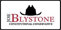 Joe Blystone Constitutional Conservative